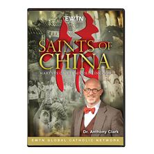SAINTS OF CHINA: MARTYRS OF THE MIDDLE KINGDOM DVD