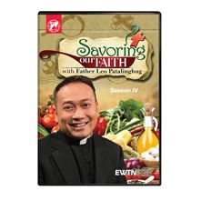 SAVORING OUR FAITH SEASON 4  DVD
