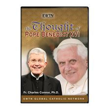 THOUGHT OF POPE BENEDICT XVI - DVD