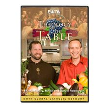 THEOLOGY OF THE TABLE - DVD