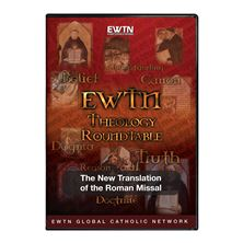 THEOLOGY ROUNDTABLE - EXPLORING NEW MISSAL - DVD