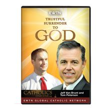 TRUSTFUL SURRENDER TO GOD - DVD