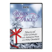 A WOMEN OF GRACE MUSICAL CHRISTMAS - DVD