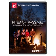 RITES OF PASSAGE: LEAVING BOYOOD BEHIND DVD