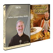 FR. JOSEPH JUBILEE MASS and FAMILY PRAYER BOOK SET