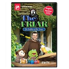 THE FRIAR THE BUILDER OF THE TOWER DVD