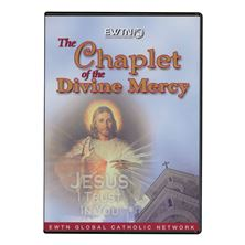 TRADITIONAL CHAPLET OF THE DIVINE MERCY DVD