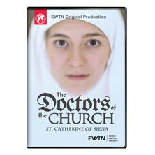 DOCTORS OF THE CHURCH ST. CATHERINE OF SIENA DVD