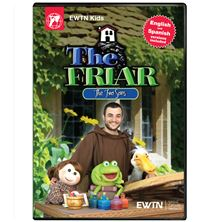 THE FRIAR THE TWO SONS DVD