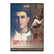 SANCTITY WITHIN REACH: P. GIORGIO FRASSATI - DVD