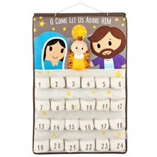 ITTY BITTYS®  COUNTDOWN CALENDAR TO JESUS' BIRTHDAY