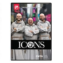 ICONS - SEPTEMBER 28, 2018 DVD