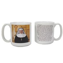 MOTHER ANGELICA SUPER SIZE MUG - WHITE