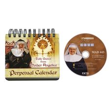 MOTHER ANGELICA PERPETUAL CALENDAR and FREE DVD