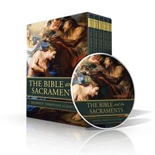 THE BIBLE AND THE SACRAMENTS - DVD SET