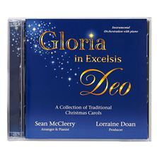GLORIA IN EXCELSIS DEO - INSTRUMENTAL CD