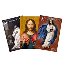 MAGNIFICAT LG. PRINT - US - SUBSCRIPTION