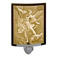 NIGHTLIGHT - ST. MICHAEL (CURVED)