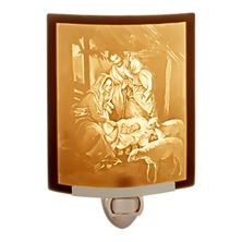 NIGHTLIGHT - NATIVITY (CURVED)