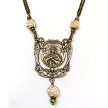 OUR LADY OF THE ANGELS NECKLACE