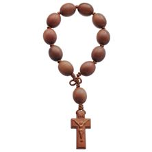 SINGLE DECADE JUJUBE ROSARY