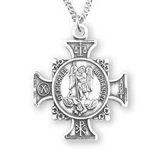 ST. MICHAEL CROSS MEDAL