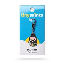 ST. JOSEPH - TINY SAINTS CLIP-ON