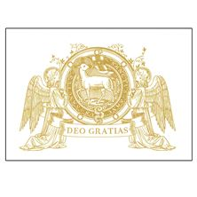 DEO GRATIAS NOTE CARDS (PACK OF 6)