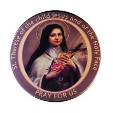 ST. THERESE OF LISIEUX MAGNET