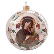 OUR LADY OF PERPETUAL HELP - ORNAMENT