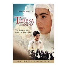 ST. TERESA OF THE ANDES - DVD