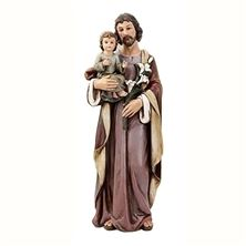 "ST. JOSEPH and CHILD JESUS - 25"" STATUE"
