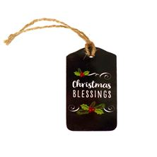 CHRISTMAS BLESSINGS GIFT TAG