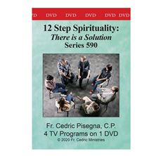 12-STEP SPIRITUALITY: THERE IS A SOLUTION