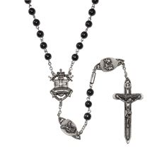 WARRIOR'S ROSARY - SMALL HEMATITE