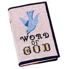 WORD OF GOD TAPESTRY BIBLE COVER