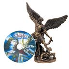 ST. MICHAEL STATUE AND FREE CHAPLET CD