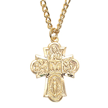 4-Way Cross Necklaces