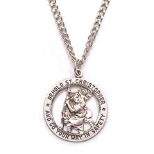 Saint Necklaces
